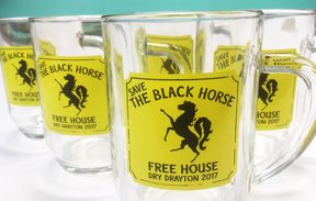 Save The Black Horse