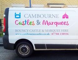 Cambourne Castles